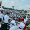 Prabowo-Sandi dan Anies Baswedan bakal hadiri reuni 212 di Monas