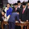Walhi pertanyakan tak ada isu lingkungan di pidato pelantikan Jokowi