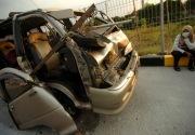Kronologi kecelakaan di Tol Cipali