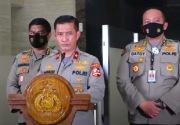 Polri libatkan 83.917 personel dalam pengamanan Tahun Baru 2021