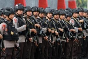Polda Metro Jaya kerahkan personel keamanan di tiga lokasi