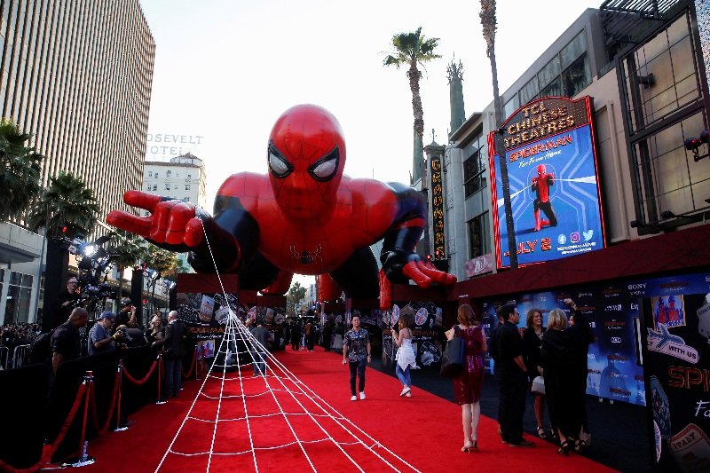 Spider-Man: Far From Home, tanggung jawab Peter Parker mengatasi kekacauan